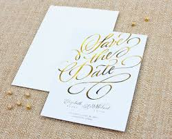 save the date designs calligraphy save the date