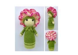 etsy crochet pattern amigurumi crochet rose pattern amigurumi doll flower doll rosie by hugles on