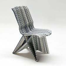 Printed Chairs by Endless Chair Dirk Vander Kooij U2013 Dirk Vander Kooij