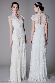 vintage wedding dresses london 1920s vintage wedding dress naf dresses