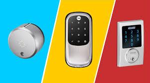 the best smart locks of 2018 reviewed com smart home