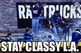 La Dodgers Memes - ron burgundy la dodgers meme