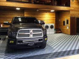 photo gallery racedeck dodge ram garage with free flow