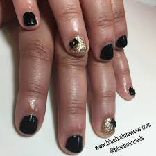 beauty tips for women black u0026 gold manicure bluebrainreviews com