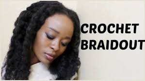how do you curl cuban twist hair freetress cuban twist crochet braidout maintenance review youtube
