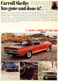 ford mustang ad ford mustang generation one 1964 1973 from vivachas