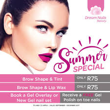 dream nails beauty springs mall