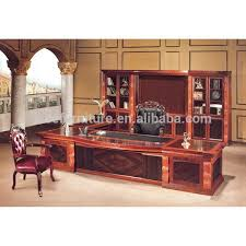 Solid Wood Executive Office Furniture by Antique Solid Wood Executive Office Furniture For Boss Office