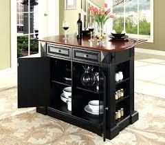 kitchen island cart with breakfast bar kitchen island black kitchen island cart islands narrow butcher