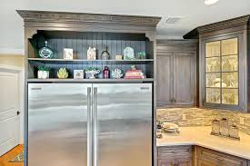 shelves above kitchen cabinets kitchen cabinets driftwood color kitchen cabinets open storage