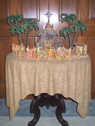 decor u2013 setting up a fontanini nativity display the enchanted manor