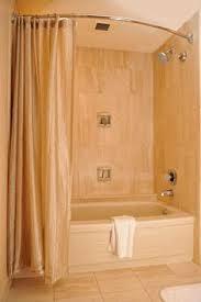 diy plumbing fixture curtain rod