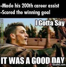 Ozil Meme - mesut özil tonight soccer memes goal91
