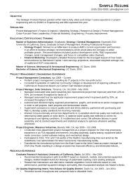 Project Management Resume Template Character Analysis Graphic Organizer Essay Dissertation