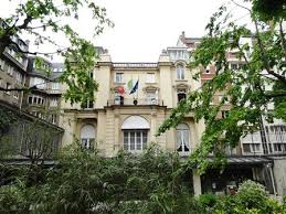 consolato messico roma consolato generale parigi