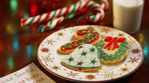 how did santa get hooked on cookies and milk the salt npr