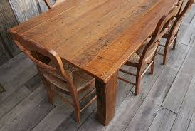 Cypress Dining Table by Dining Table Rustic Slab Dining Space Interior Kitchen Furniture