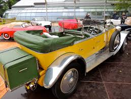 yellow rolls royce 1920 secrets of the great gatsby u0027s fabulous cars garrett on the road