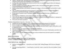 marvellous ideas dba resume 10 administrator resume example