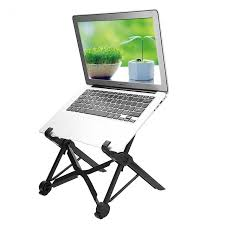 Laptops Desk Nexstand Foldable Laptop Stand Table Adjustable Height Lapdesk For