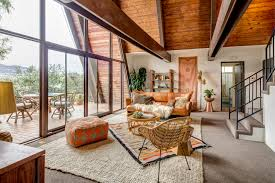 Frame House Glorious A Frame In Eagle Rock Seeks 699k Curbed La
