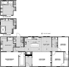 3 Bedroom Trailer Floor Plans by Revolution 60