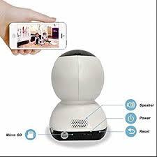 motion l wireless speaker motion detection pan tilt 720p wifi ip camera intelligent motion