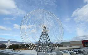 How Many Stories Is 1000 Feet by Japan To Open 403 Foot High Ferris Wheel With Glass Bottoms