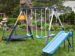 backyard ideas interesting decoration inexpensive swing