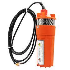 12v 24v farm u0026 ranch submersible deep well dc solar water pump