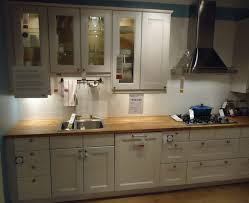 unfinished wall cabinets with glass doors kitchen modern walnut l shape kitchen cabinet ideas with white