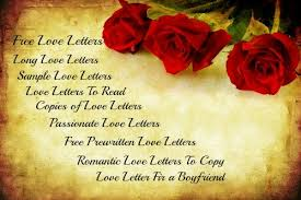 free love letters always and forever u0026 still are all time favorites