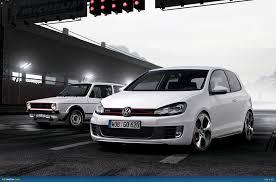 volkswagen tsi vs gti ausmotive com 2009 mkvi golf gti image gallery