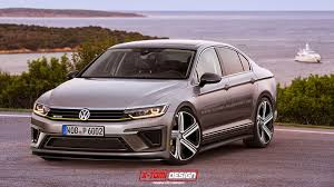 volkswagen passat 2018 vw concept passat r400 coming in 2018 more fun more