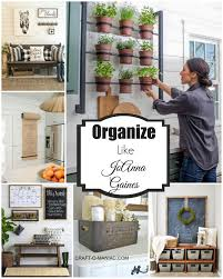 Decorating Your Home Ideas Organize Your Home Like Joanna Gaines Joanna Gaines Organizing