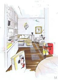 Interior Sketch by 115 Best Interior Sketch Images On Pinterest Interior Rendering