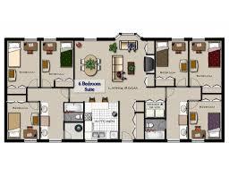 six bedroom house plans 6 bedroom recyclenebraska org