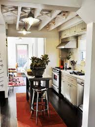 Small Spaces Kitchen Ideas Small Space Kitchen Design Suggestions Hgtv