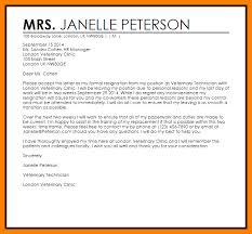 6 best resignation letter for personal reasons joblettered