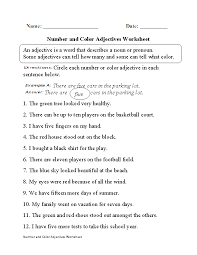 Accuracy Vs Precision Worksheet Answers Adjectives Worksheets Regular Adjectives Worksheets