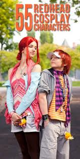 Halloween Costumes Redheads Redhead Cosplay Character Ideas U2013 55 Sassy Dove
