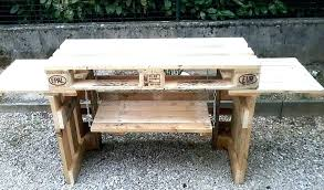 cuisine exterieure pas cher bar bois exterieur meuble cuisine exterieure bois meuble cuisine