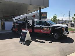 volvo truck repair locations denver colorado gets brand new rush truck center