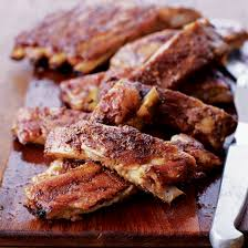 glazed pork spare ribs u2014 recipes hubs