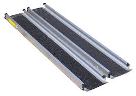 aidapt telescopic channel ramps 6ft eligible for vat relief in