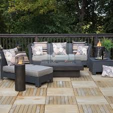 home depot patio furniture sets patio conversation sets with fire pit patio outdoor decoration