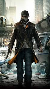 wallpaper for iphone gaming watch dogs video game the iphone wallpapers
