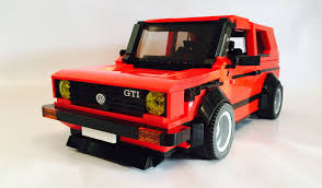 volkswagen thanksgiving lego ideas volkswagen golf mk1 gti