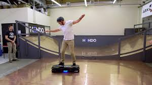 lexus hoverboard being ridden lexus u0027 hoverboard u0027is like floating on a cushion of air u0027 autoblog
