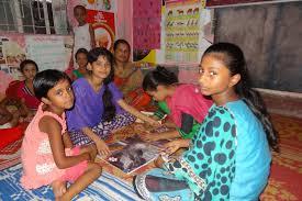 bringing to children in the slums of bangladesh actionaid uk